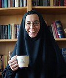 Coffee with Sister Vassa